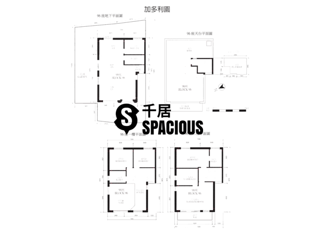 Yuen Long - Kadoorie Villas Floor Plan 05