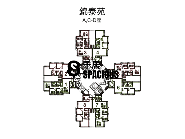 Ma On Shan - KAM TAI COURT Floor Plan 03