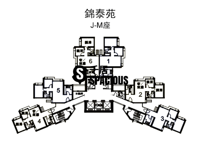 Ma On Shan - KAM TAI COURT Floor Plan 06