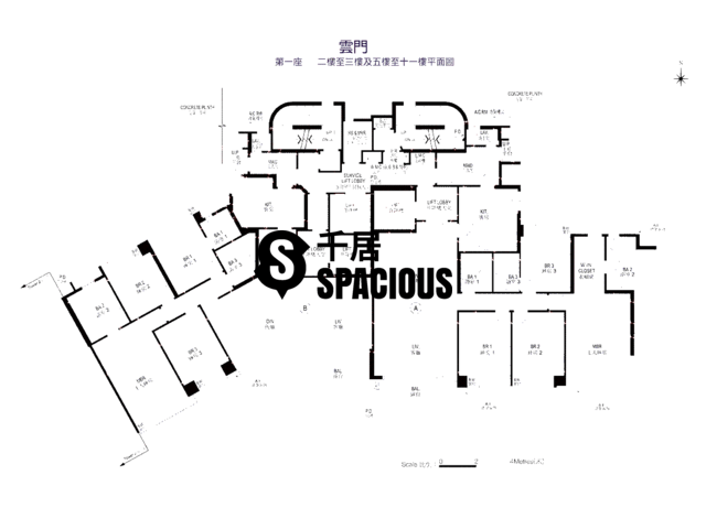 Kowloon Tong - Eden Gate Floor Plan 03