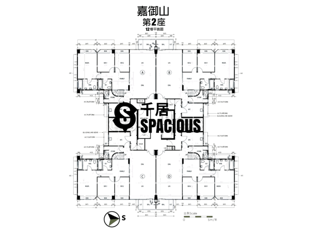 Tai Wai - THE GREAT HILL Floor Plan 19