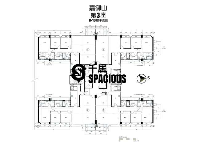 Tai Wai - THE GREAT HILL Floor Plan 01