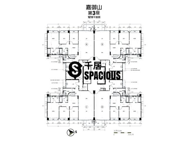 Tai Wai - THE GREAT HILL Floor Plan 10