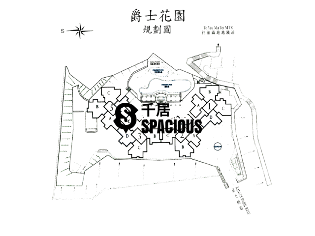 Yau Ma Tei - The Regalia Floor Plan 07