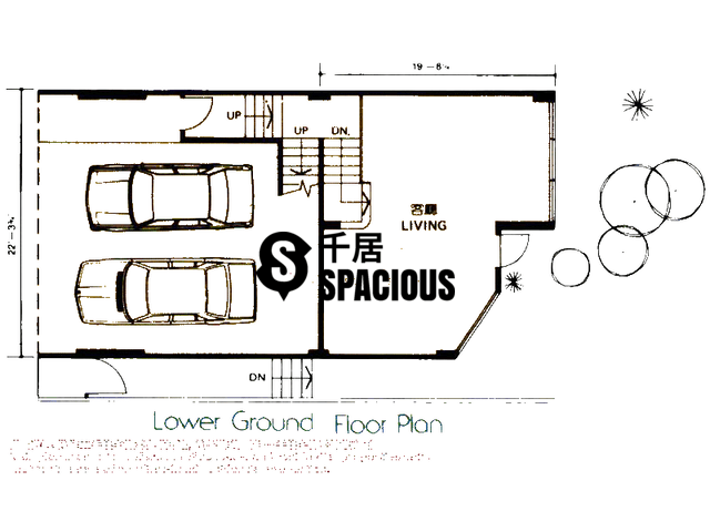 Sai Kung - Sea View Villa Floor Plan 01
