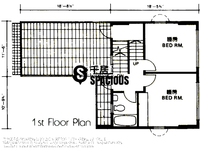 Sai Kung - Sea View Villa Floor Plan 05