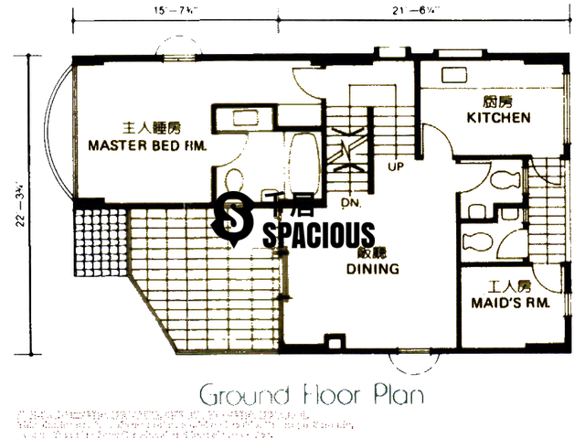Sai Kung - Sea View Villa Floor Plan 06