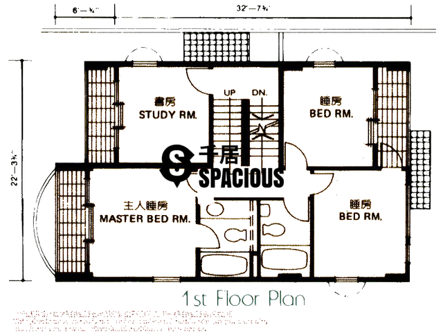 Sai Kung - Sea View Villa Floor Plan 19