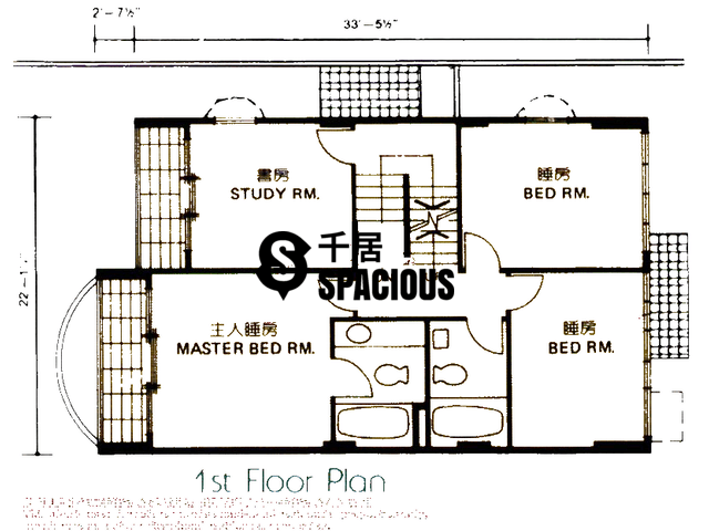 Sai Kung - Sea View Villa Floor Plan 17