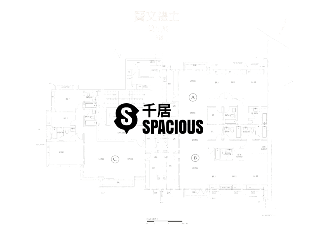 Kowloon Tong - Parc Inverness Floor Plan 04