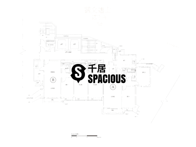 Kowloon Tong - Parc Inverness Floor Plan 01