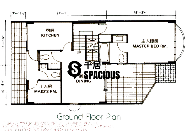 Sai Kung - Sea View Villa Floor Plan 20