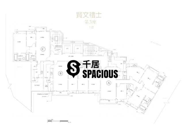 Kowloon Tong - Parc Inverness Floor Plan 29