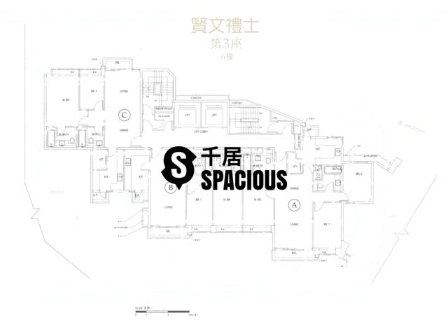 Kowloon Tong - Parc Inverness Floor Plan 32