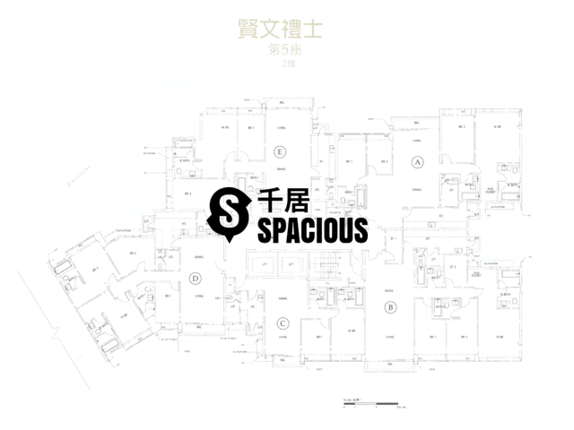 Kowloon Tong - Parc Inverness Floor Plan 24