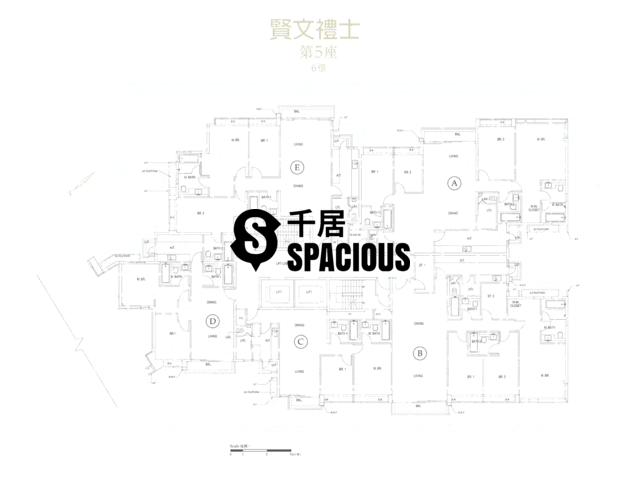 Kowloon Tong - Parc Inverness Floor Plan 20