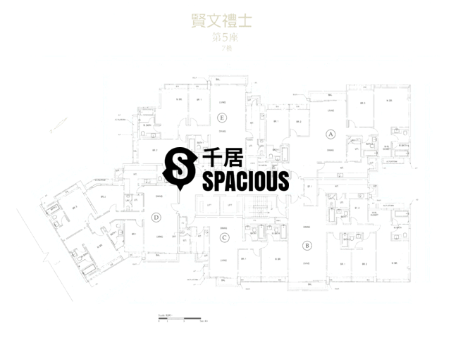 Kowloon Tong - Parc Inverness Floor Plan 21