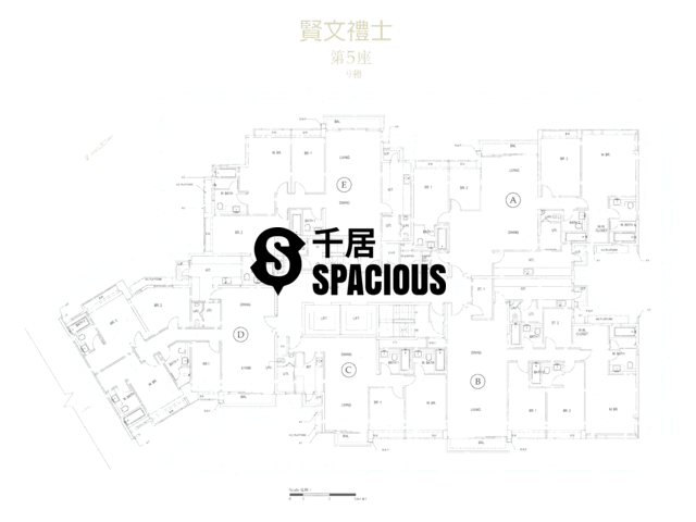 Kowloon Tong - Parc Inverness Floor Plan 28