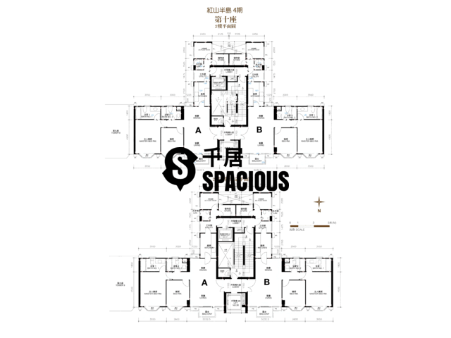 Stanley - The Redhill Peninsula Floor Plan 54