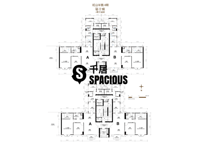 Stanley - The Redhill Peninsula Floor Plan 61