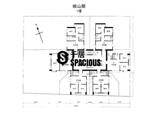 Shek Tong Tsui - Hill Court Floor Plan 01