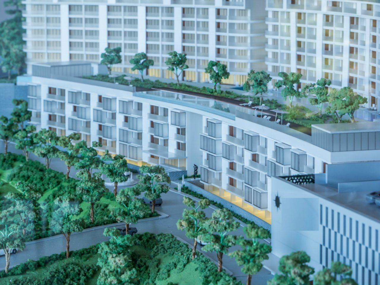 普吉島 - KAR5972: Sea and mountain views Apartment at a Brand-new Luxury Community 01