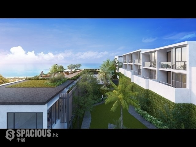 普吉岛 - KAR5431: New Amazing Condominium with Natural Jungle and Sea View Apartments in Karon 03