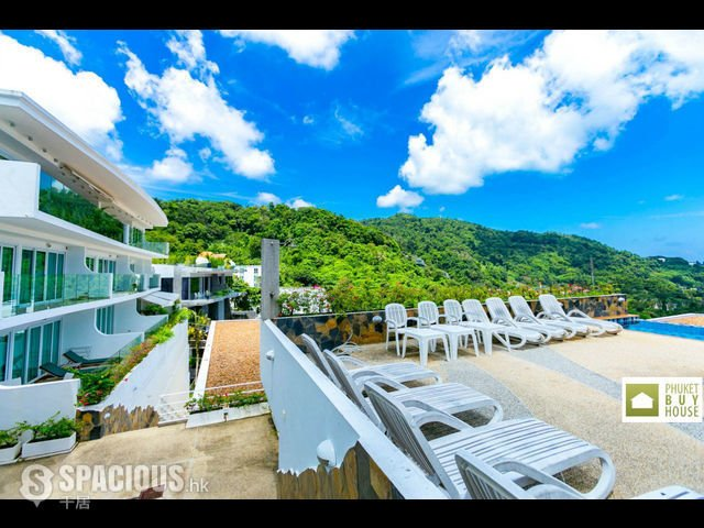 Phuket - KAT5768: 2-Bedroom Apartment in Kata BeachA wonderful apartment with a great view 01
