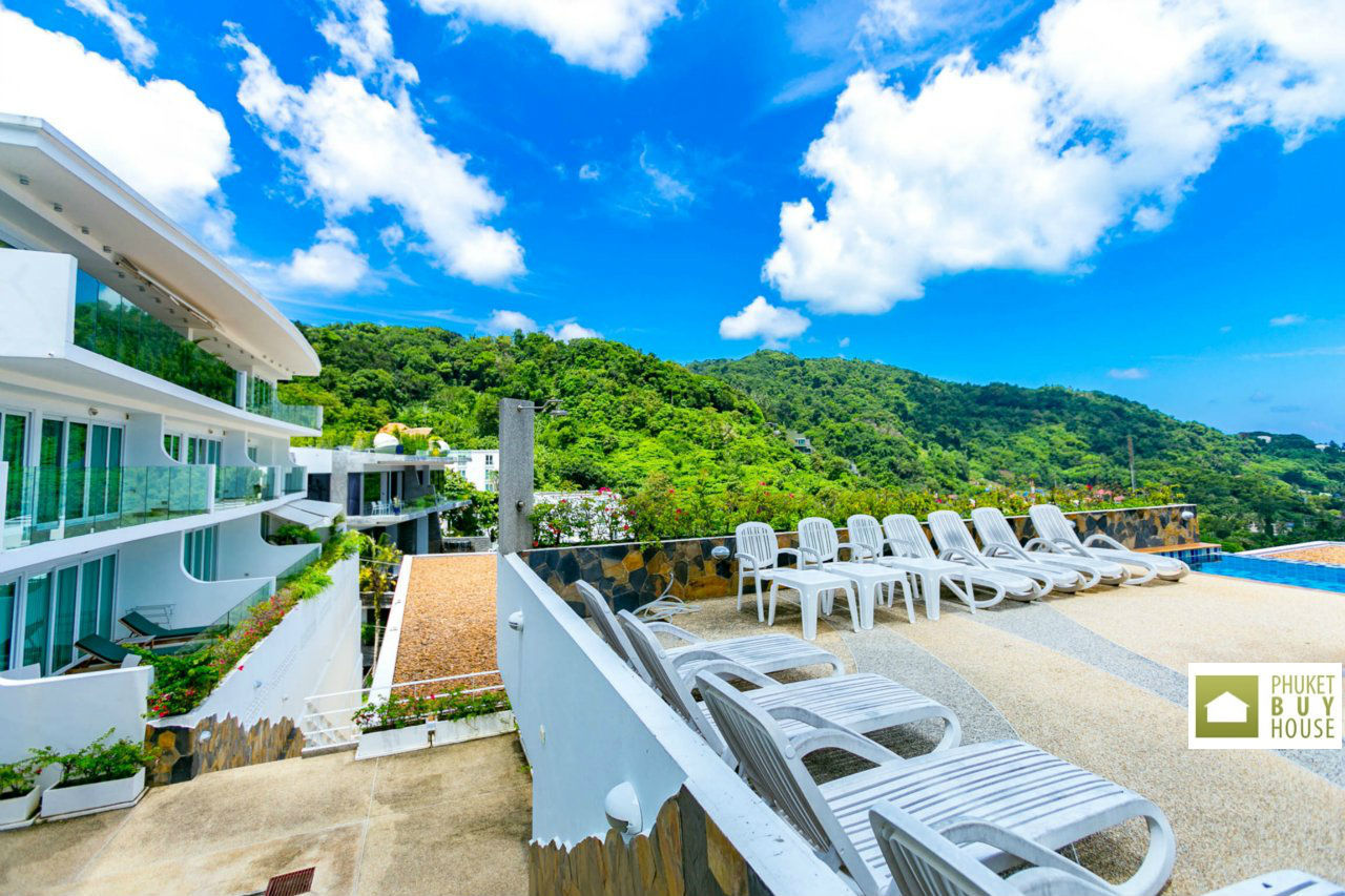 普吉岛 - KAT5768: 2-Bedroom Apartment in Kata BeachA wonderful apartment with a great view 01