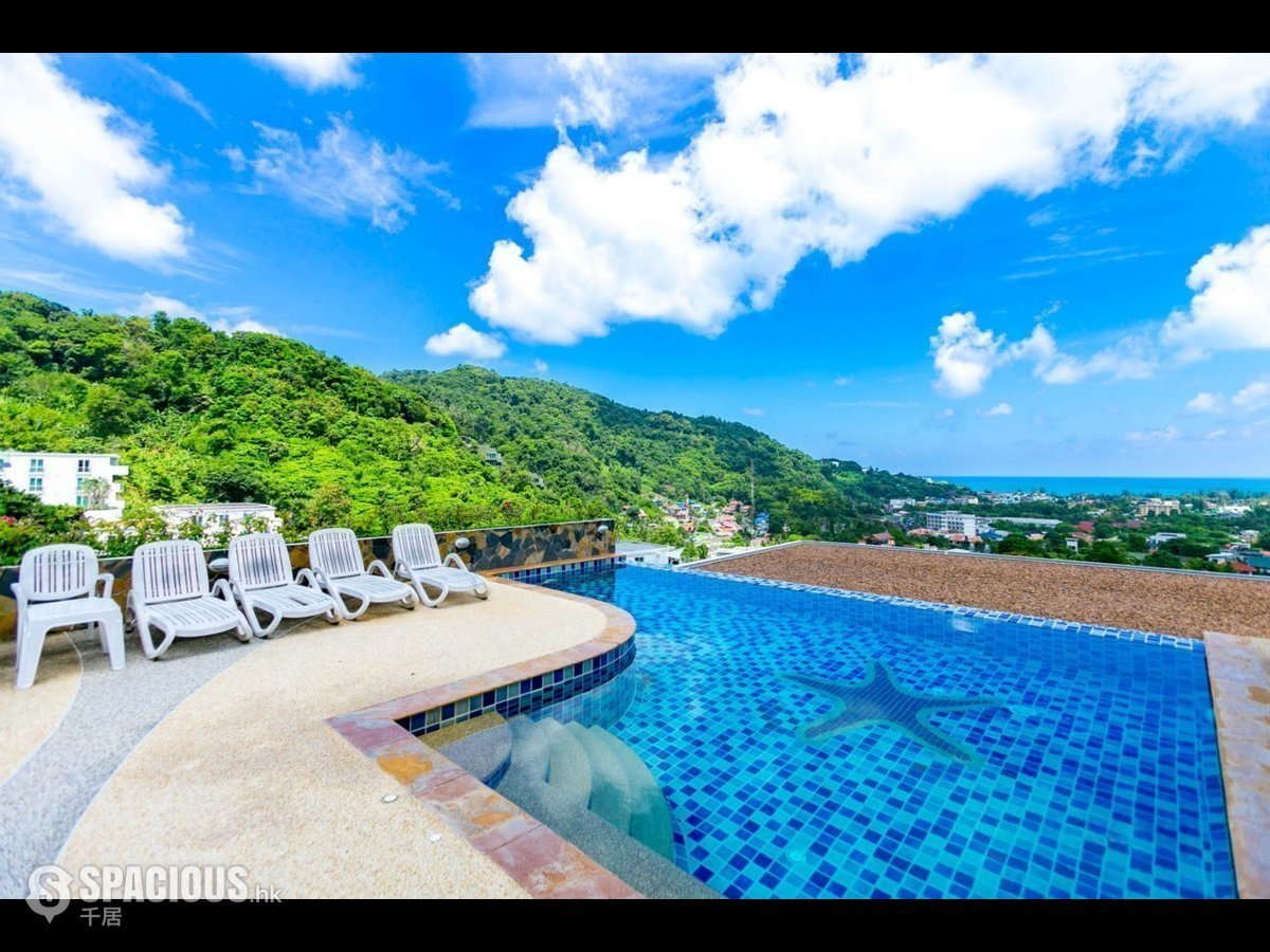 普吉岛 - KAT5768: 2-Bedroom Apartment in Kata BeachA wonderful apartment with a great view 02
