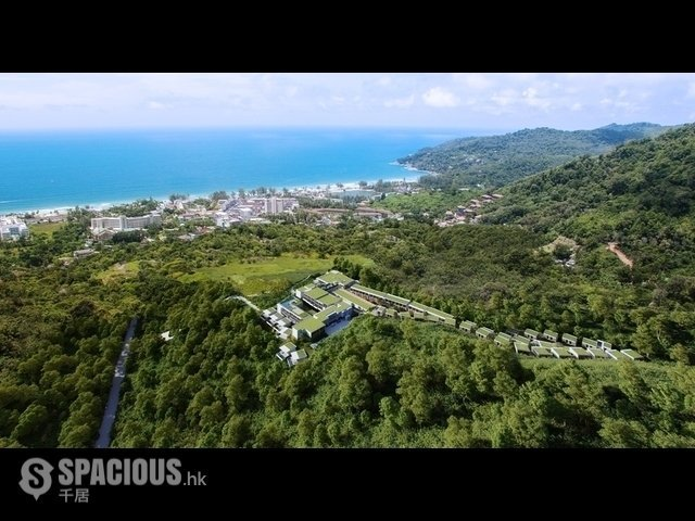 Phuket - KAR5431: New Amazing Condominium with Natural Jungle and Sea View Apartments in Karon 08