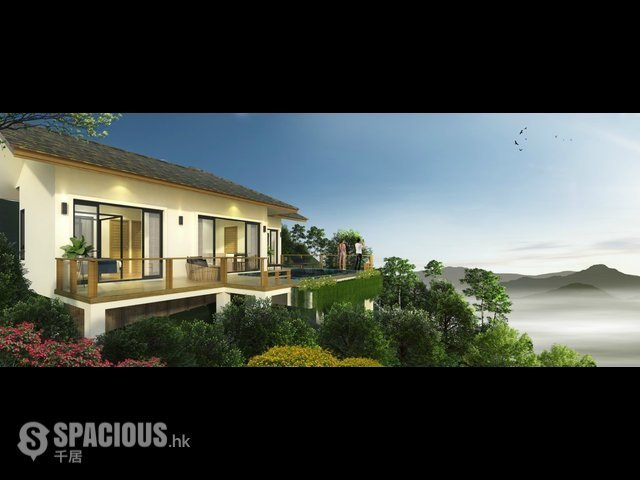 普吉岛 - PHA6001: Exclusive Villa with panoramic Views of sunrise, sunset and the Andaman sea 02