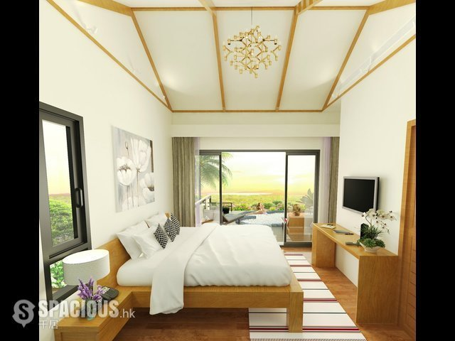 普吉岛 - PHA6001: Exclusive Villa with panoramic Views of sunrise, sunset and the Andaman sea 05