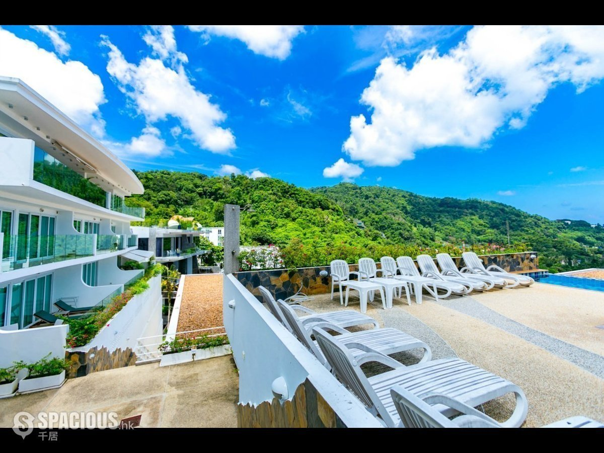 普吉岛 - KAT5768: 2-Bedroom Apartment in Kata BeachA wonderful apartment with a great view 03