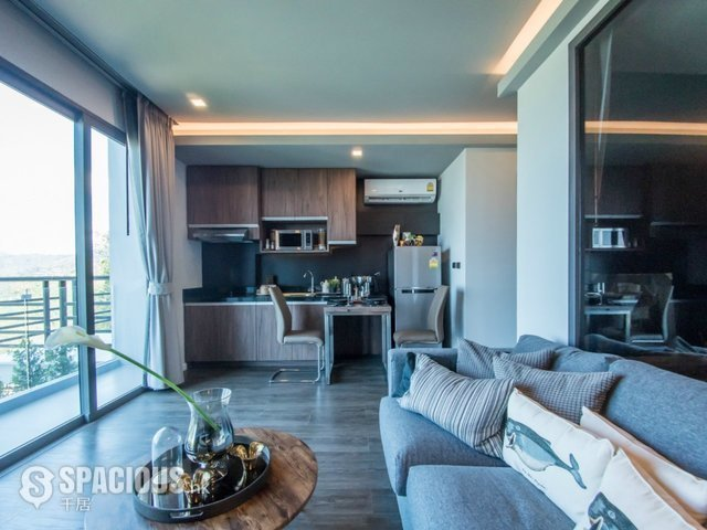 Phuket - KAR5972: Sea and mountain views Apartment at a Brand-new Luxury Community 21