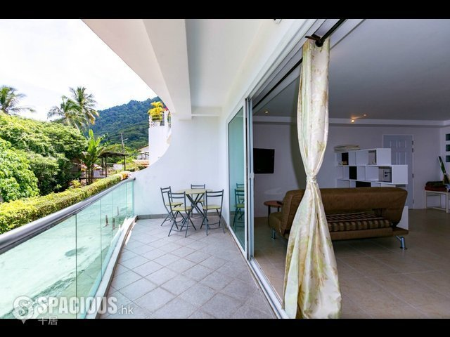 普吉岛 - KAT5768: 2-Bedroom Apartment in Kata BeachA wonderful apartment with a great view 09