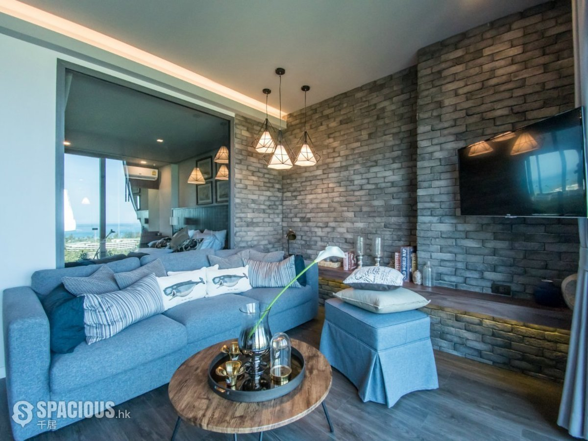 Phuket - KAR5974: Stylish Penthouse with 2 Bedrooms at New Project 18