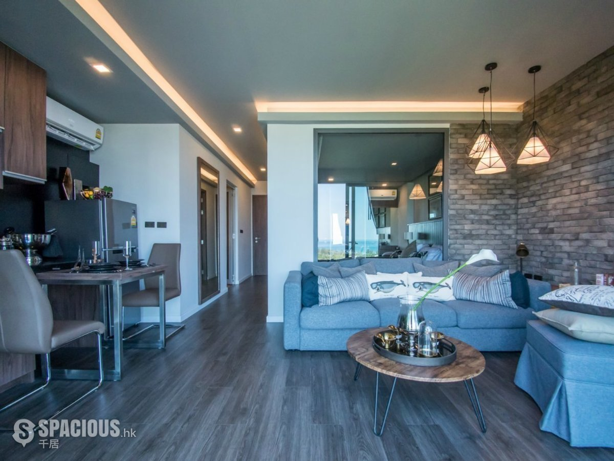 Phuket - KAR5972: Sea and mountain views Apartment at a Brand-new Luxury Community 23