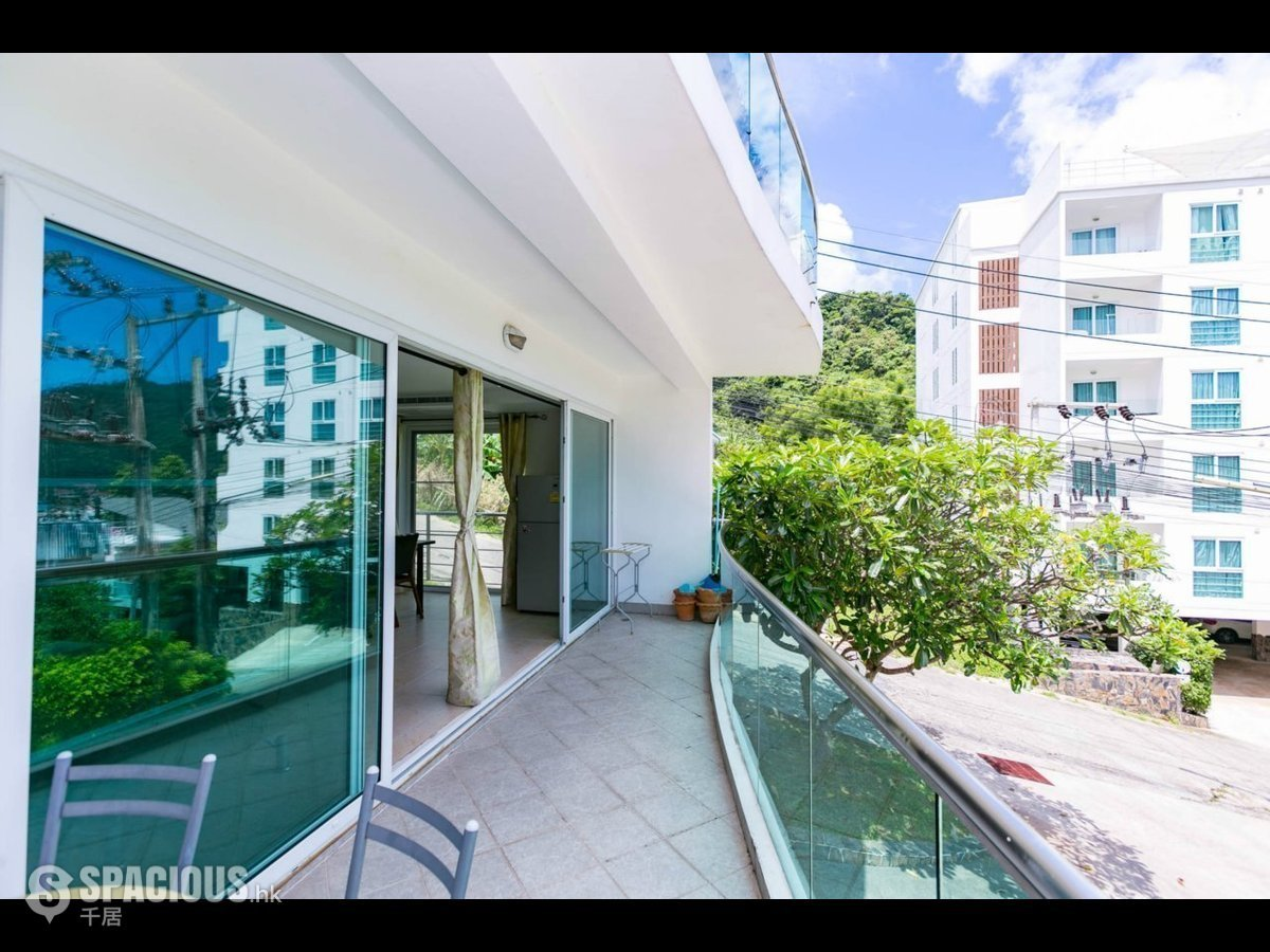 普吉岛 - KAT5768: 2-Bedroom Apartment in Kata BeachA wonderful apartment with a great view 11
