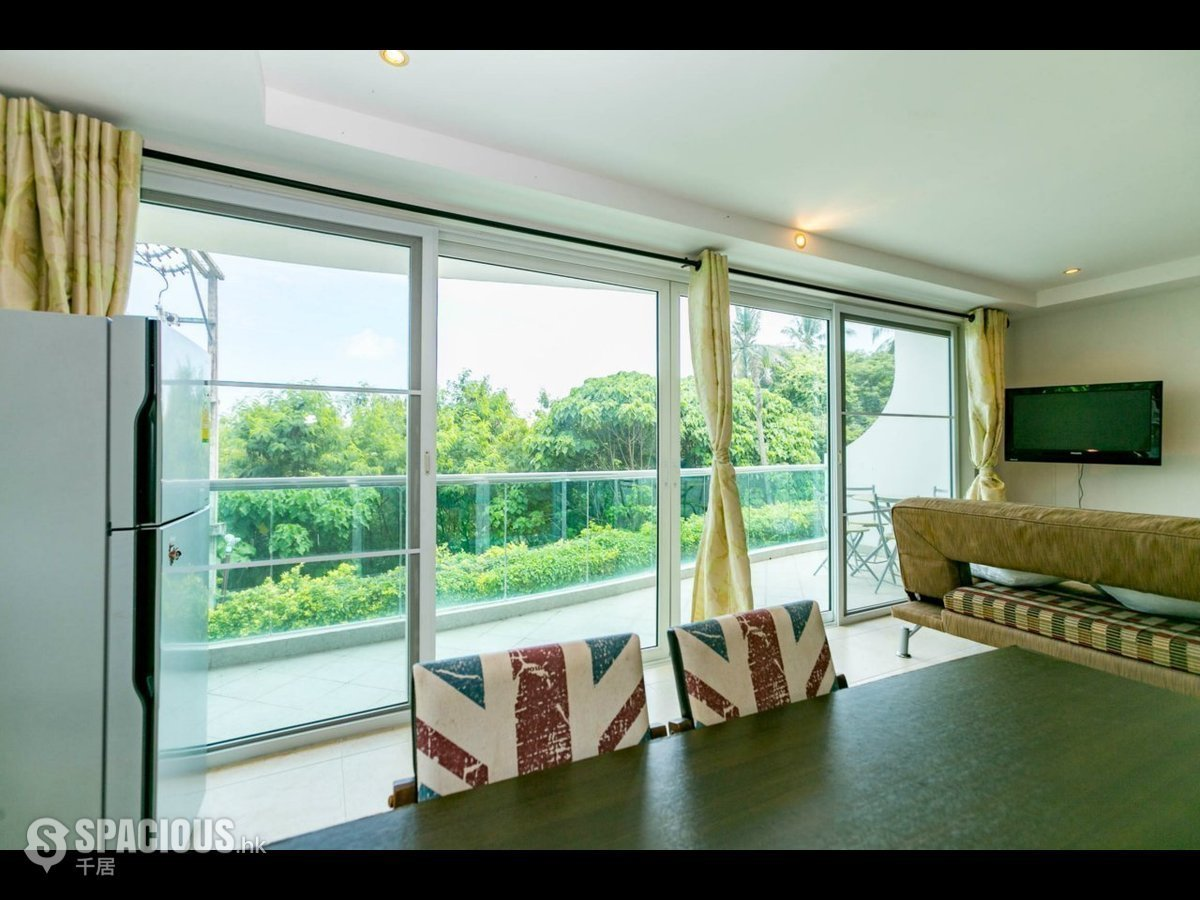 普吉岛 - KAT5768: 2-Bedroom Apartment in Kata BeachA wonderful apartment with a great view 21