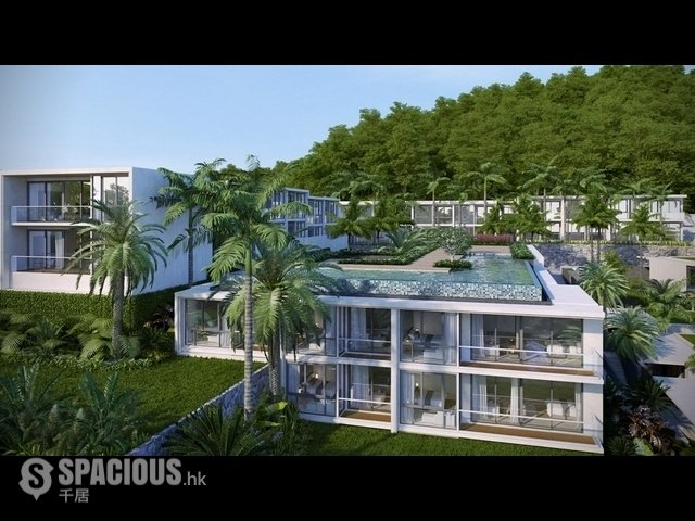 Phuket - KAR5431: New Amazing Condominium with Natural Jungle and Sea View Apartments in Karon 10