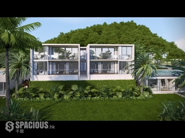 Phuket - KAR5431: New Amazing Condominium with Natural Jungle and Sea View Apartments in Karon 11