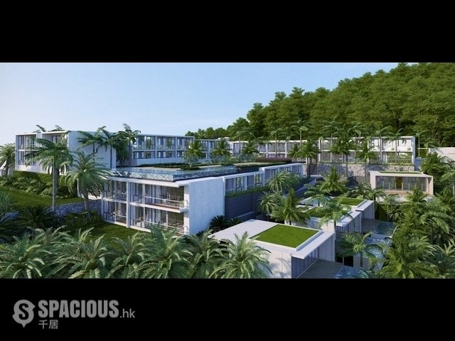 Phuket - KAR5431: New Amazing Condominium with Natural Jungle and Sea View Apartments in Karon 12