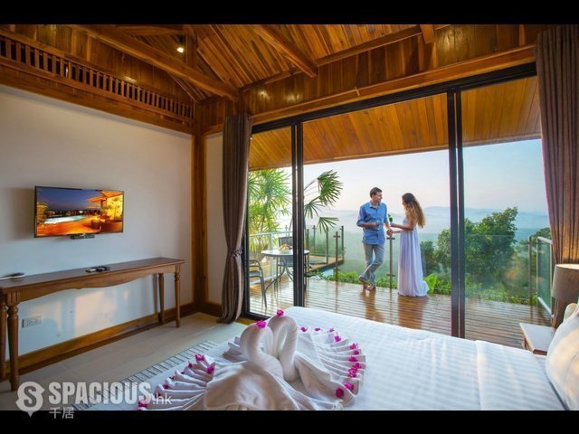 普吉岛 - PHA6001: Exclusive Villa with panoramic Views of sunrise, sunset and the Andaman sea 16