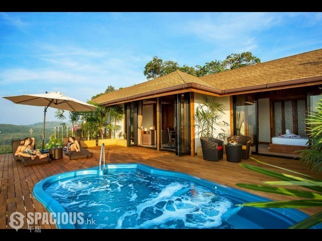 普吉岛 - PHA6001: Exclusive Villa with panoramic Views of sunrise, sunset and the Andaman sea 19