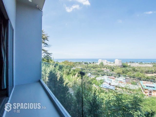 普吉岛 - KAR5973: Charming Apartment with Mountain View in Karon 27