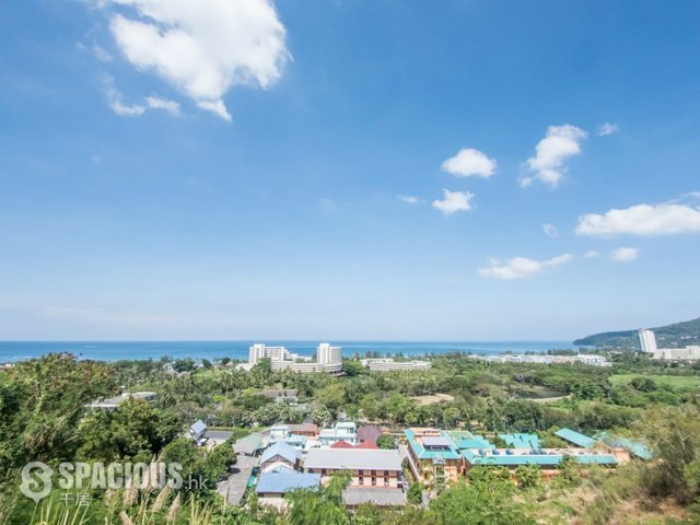 Phuket - KAR5973: Charming Apartment with Mountain View in Karon 28