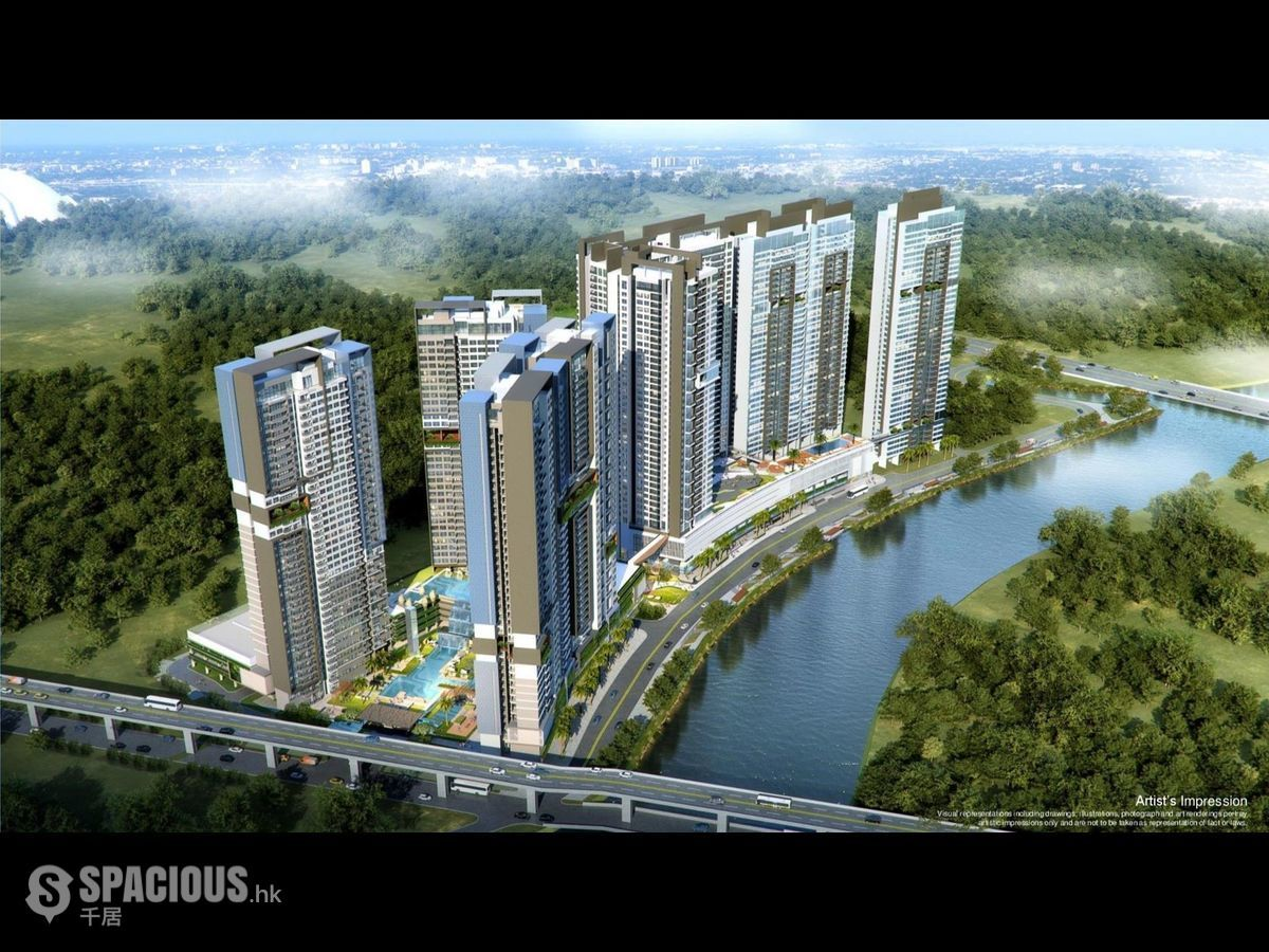 Ho Chi Minh City - The Infiniti Riviera Point by Keppel Land Singapore 04