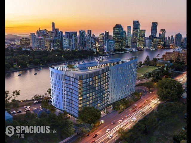 Brisbane - Banyan Tree Residences 01