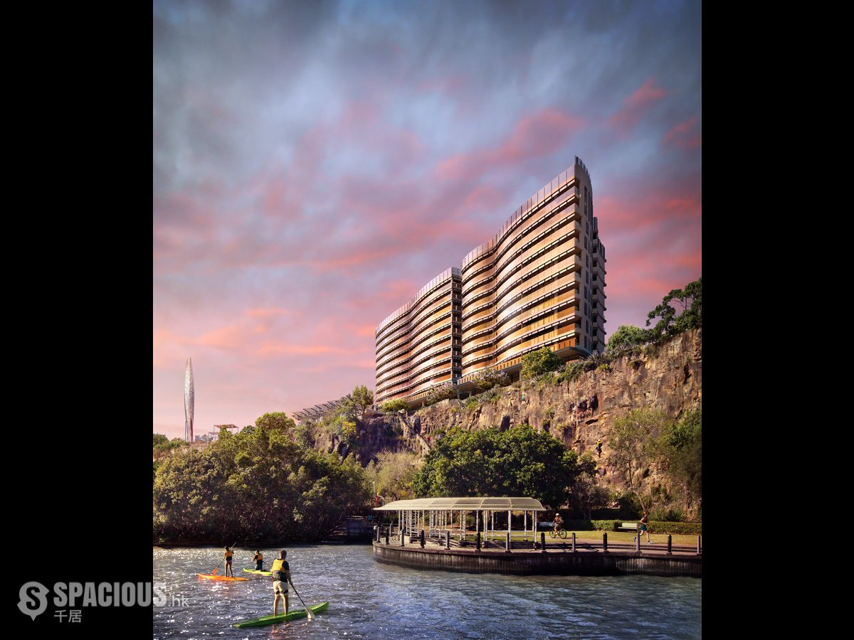 Brisbane - Banyan Tree Residences 09